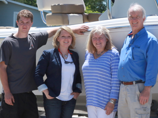 Fitzpatrick Family of New Meadows Marina