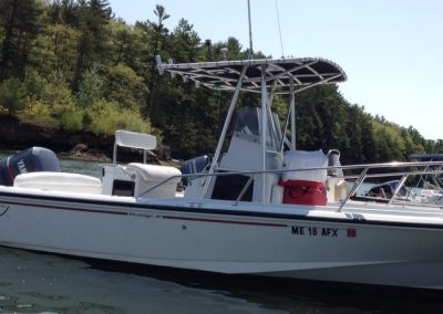 21′ Whaler Outrage